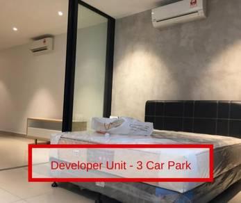 [[3 C/Park ]] + Corner Unit + [[Zero D/Payment]] + Move In NOW