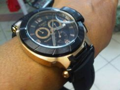 New Tissot Rubber Band