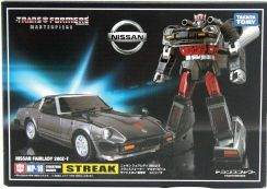 Takara Transformers masterpiece mp18 STREAK