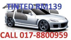 Pakar Tinted Specialist Full Set Siap Pasang home