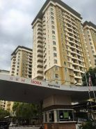 IXORA CONDO -next to MMU-4 Bedroom 2 Bathroom -1275 sq fts-FREEHOLD