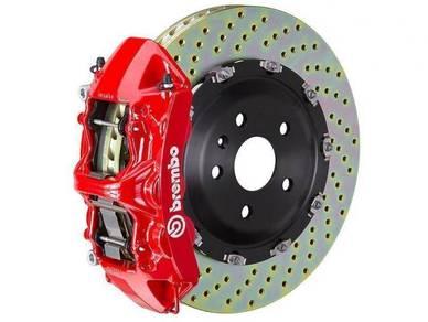 Brembo gt6 6 piston kit ap racing
