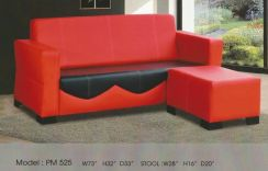 Dimension l-shape sofa-8525