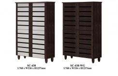 4 FT Height Shoes Cabinet