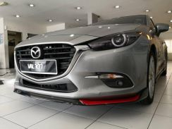 Mazda 3 hatchback 2017 RSR BODYKIT WITH PAINT