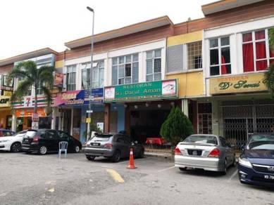 Taman Tun Perak, CS Wholesale, Bandar Tun Hussein Oon, Cheras