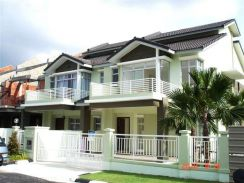 [Non GST]New 2 Sty Superlink House 20x73 Freehold Near Puchong
