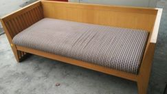 6feet wooden bench