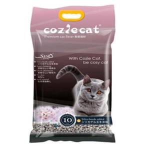 Coziecat Bentonite Premium Cat Litter Sakura 10L