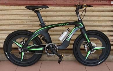 Tiger Aerodynamics Body Bike 20in