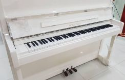 WAGNER 2018 S-EDITION Piano WHITE 10 YR'S WARRANTY