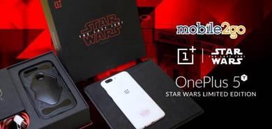 OnePlus 5T [128 GB ROM/8 GB RAM] Star Wars Edition