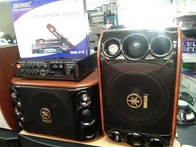 Karaoke Set speaker 10