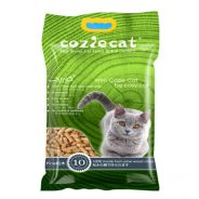 Coziecat Premium Pine Wood Cat Litter Pack 10L