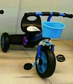 Kids musiz trycycle blue