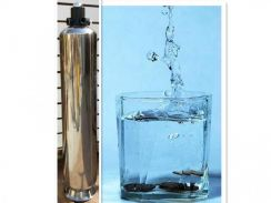 Water Filter / Penapis Air s.steel zi9a