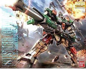 BanDai 1/100 ( MG) Buster Gundam