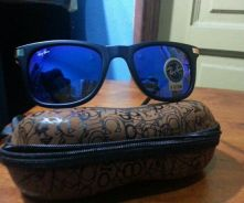 Limited Edition Ray Ban Pilot
