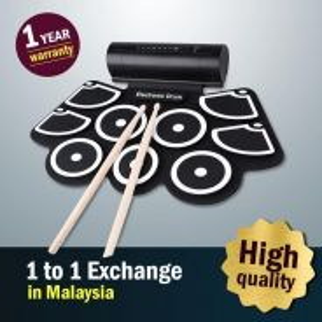 9 Pad Taloha Portable Electronic Drum Pad > New