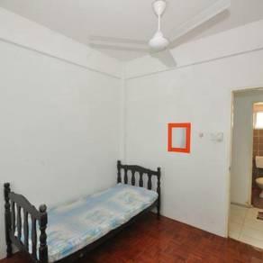 Apartment tingkat 1 untuk disewa