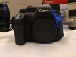 Canon 6D DSLR camera c/w EF 24 - 70 F4 IS USM lens