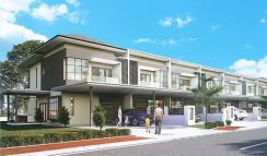 [Open for booking] Double Storey at City Garden, next to Riveria