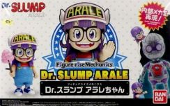 Dr Slump figure Arale