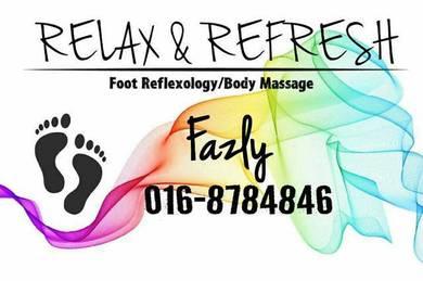Reflexology / Body Massage