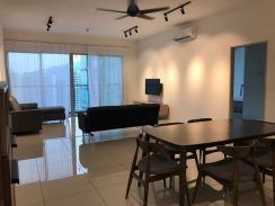 The Latitude Condo _high floor_seaview_2 carpark_furnished