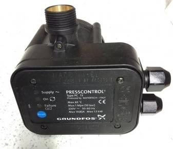 Grundfos Auto Water Pressure Control Switch PC-15