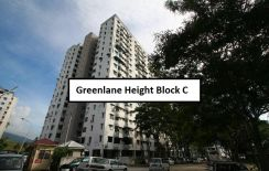 Greenlane Height Block C for sales