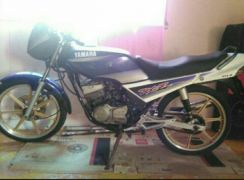 Yamaha RXZ 6 speed
