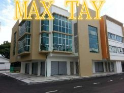 Skyline City Commercial Triple Storey ShopHouse at Jelutong