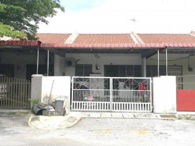 Bandar Seri Botani, Margosa single storey house