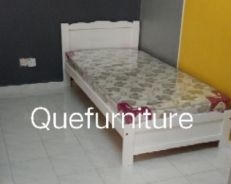 Single bed + mattress new