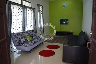 Homestay 3bilik Dkt A.Keroh n Bndr Mlk (New House)