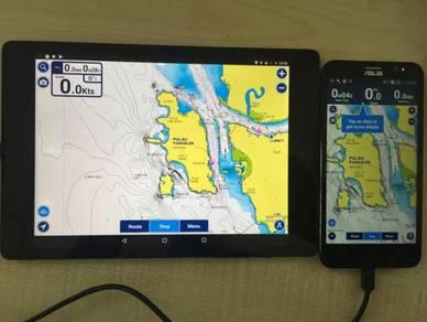 Aplikasi sesuai untuk nelayan,