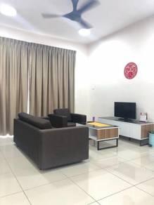 Larkin M Condo 3 bedroom for rent , Below Market,Near CIQ, Johor Bahru