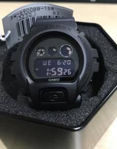 G Shock DW6900BB - 1