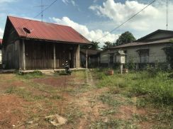 Old house and land for sales