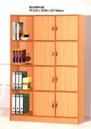 Book Cabinet with 8Locks