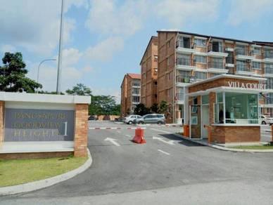 Apartment Villa Court Goodview Heights, Bdr Sg Long
