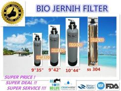 Water Filter / Penapis Air siap pasang d7