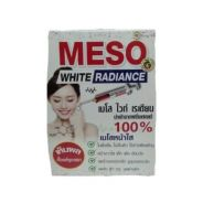 Meso radiance whitening