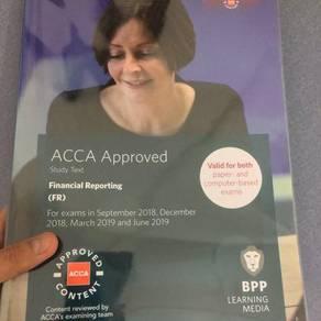 ACCA F7 study text LATEST SYLLABUS