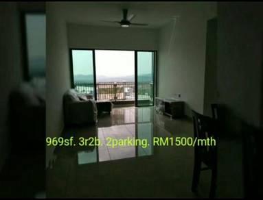 Syazwan New Almyra Residences Bandar Puteri Bangi Seri Putra Avenue