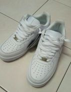 Nike air force 1 low pure white