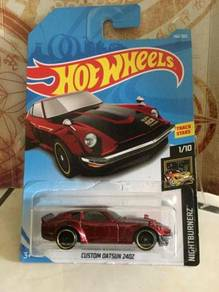 Hot wheels Hotwheels Custom Datsun 240Z