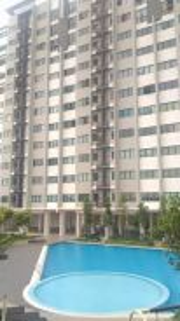 Suria Ixora Apartment Basic Unit F.grilled Fan Lamp Installed