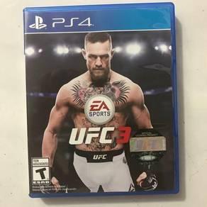 UFC 3 UFC3 PS4 Game Playstation